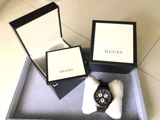 Gucci Watch YA126268 保養至:2020-06-04