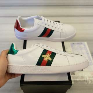 GUCCI BEE SNEAKERS