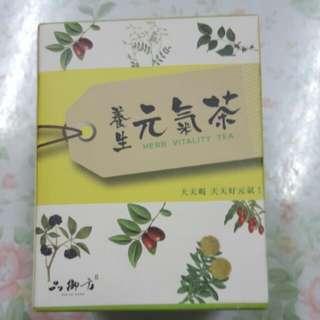 養生元氣茶(1盒10包)