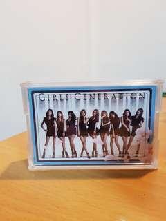 Girls Generation cards