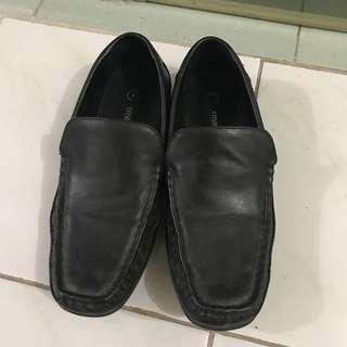 Smartfit Black Shoes (Boys)