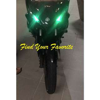 Yamaha Jupiter on T10 wedge 6/10leds 5630 SMD types for pole light -  cash&carry at Punggol