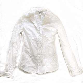 H&M white longsleeve 🌸✨