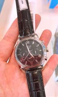 清貨推介款😎👍🏻半價都吾使❗️全新黑色機械錶❗️現貨不多💕兩年保養