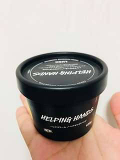 LUSH Helping Hand Cream