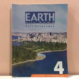 Secondary 4 Geography Text