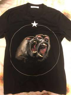 Givenchy monkey brother
