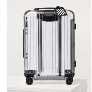 出售 Off-White™ x RIMOWA luggage 行李箱