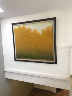 Hoang Viet Dung style painting