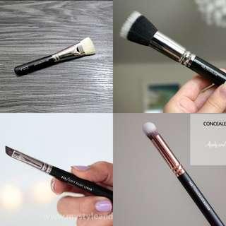 🚚 Zoeva brushes