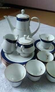 Noritake Hi Tea Set