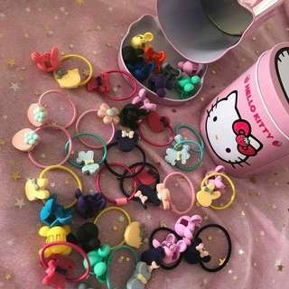 Hello kitty clips