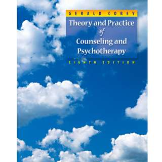 Theory and Practice of Counseling and Psychotherapy (539 Page Mega eBook)