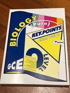 (W/ FREE RI A LEVEL CHEM NOTES) O level biology sec 3 sec 4 textbook