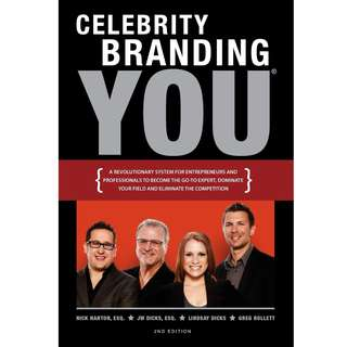 Celebrity Branding You (245 Page Mega eBook)