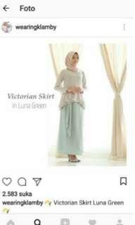 Victorian skirt by wearing klamby WK