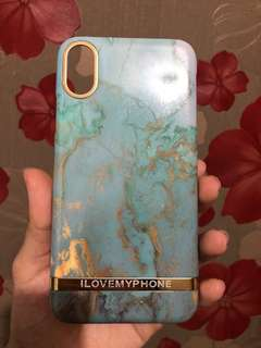 REPRICE MARBLE CASING IPHONE X