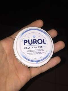 PUROL ZALF ONGUENT +- 15mL