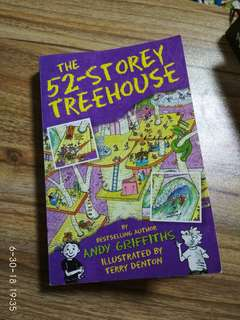 🚚 52 storey treehouse
