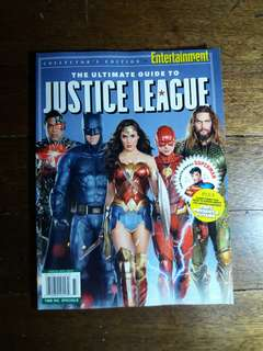 The Ultimate Guide to Justice League | Collector's Edition