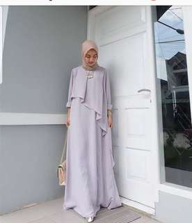 Biyan dress grey
