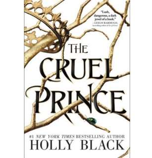 ✨ The Cruel Prince - Holly Black ✨