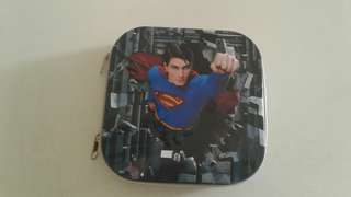 🆕 Superman CD Case