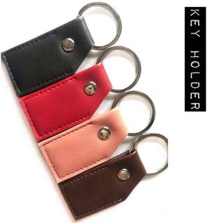 Key holder with name