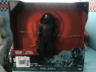 Star Wars Jakks Pacific Big-Figs Kylo Ren 18""