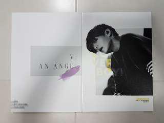 Taehyung Fansite Photobooks