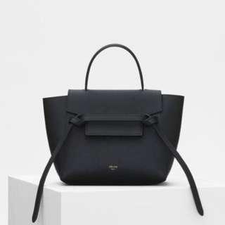 Celine Belt Bag nano size