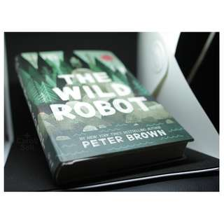 🚚 The Wild Robot (by Peter Brown, Hardback)
