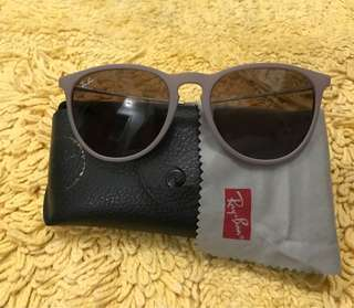 Authentic Ray Ban Erika