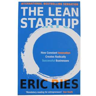 The Lean Startup: How Constant Innovation Creates Radically Successful Businesses (296 Page Mega eBook)