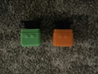3D printed cubes