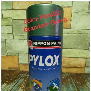 Pylox Spray Paint