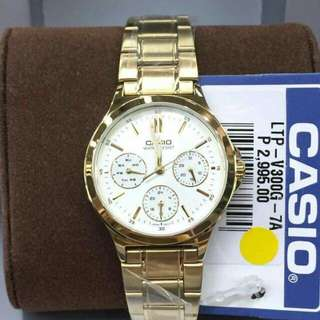 Original Casio Watches