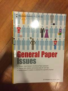 General Paper Issues Textbook