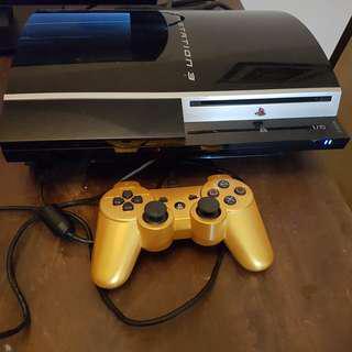 PS3 Fat 80gb