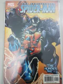 Marvel Comics The Spectacular Spiderman #1