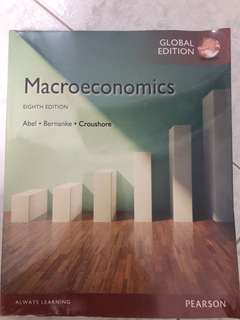 Macroeconomics (Eighth Edition)