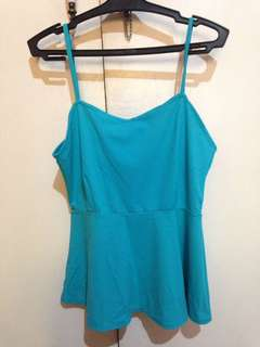 peplum top