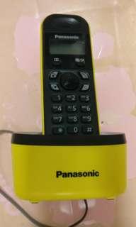 無線Panasonic家居電話