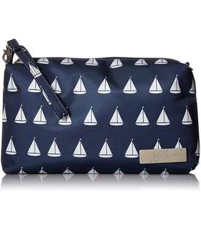 🚚 (Pre-Order)  Ju-Ju-Be Coastal Collection Be Quick Wristlet, Annapolis