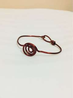Copper Hippie Bracelet