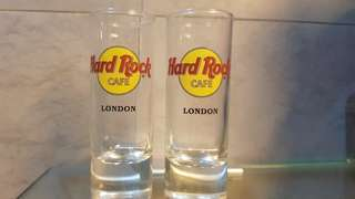 Hard Rock Cafe London Shot glass