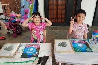 FUN ART CLASS FOR KIDS (2.5 - 12 YI)