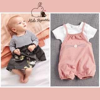 KIDS/ BABY - Dress/ Dungaree/ bodysuit/ set