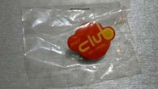 📣包郵📮~MTR Club地鐵友禮會紀念章