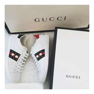Gucci Ace Sneakers (Bejeweled) PRE-ORDER